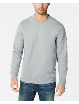 Men's Fleece Sweatshirt, Created For Macy's by Club Room