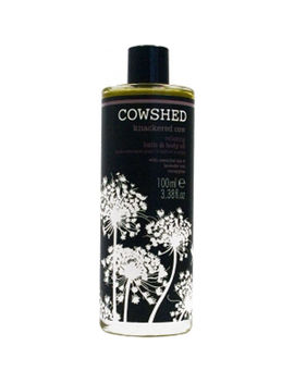 Cowshed Knackered Cow   Relaxing Bath & Body Oil (100ml) by Cowshed