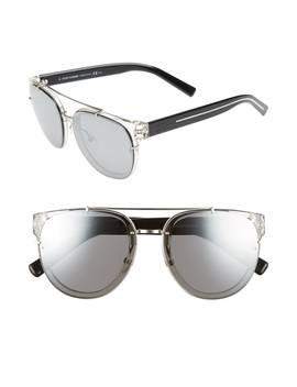 'black Tie' 56mm Sunglasses by Dior