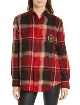 Plaid Shirt by Polo Ralph Lauren