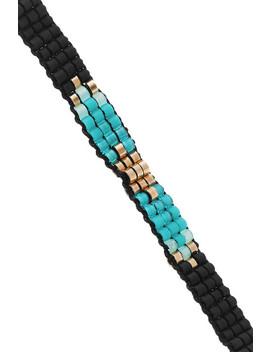 Pendleton Beaded Bracelet by Loren Stewart