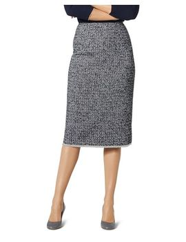 Char Tweed Pencil Skirt by L.K.Bennett