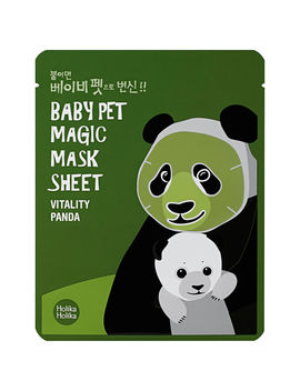 Holika Holika Baby Pet Magic Mask Sheet (Panda) by Holika Holika