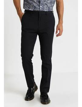 Stretch Trouser   Broek by Burton Menswear London
