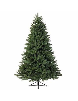 Ambassador Kaemingk California Spruce Artificial Hinged Christmas Tree 6ft / 180cm W 997 Tips (Balsam Fir) by Ambassador Kaemingk