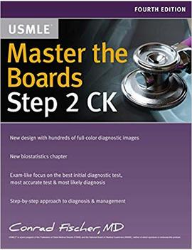 Master The Boards Usmle Step 2 Ck by Amazon