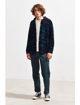 Uo Hooded Corduroy Overshirt by Urban Outfitters