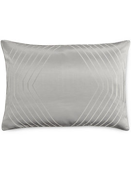 Keystone King Sham, Created For Macy's by Hotel Collection