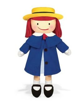 "Madeline 16"" Soft Doll by Yottoy"