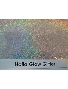 1 Oz Holla Glow Glitter For Soap Cosmetics by Dr Adorable