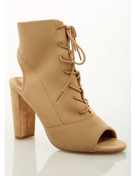 The Cora Bootie by Ashley Stewart