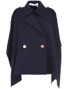 See By Chloé Trench Cape by See By Chloé