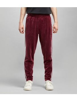 Adidas Originals Bb Velour Track Pants by Adidas Originals