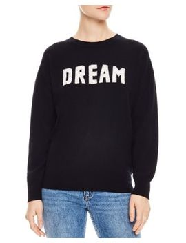 Charles Dream Wool & Cashmere Graphic Sweater by Sandro
