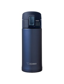 Zojirushi 12oz Stainless Steel Vacuum Insulated Mug With Slick Steel Interior by Zojirushi