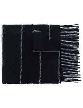 Striped Scarf by Ami Alexandre Mattiussi