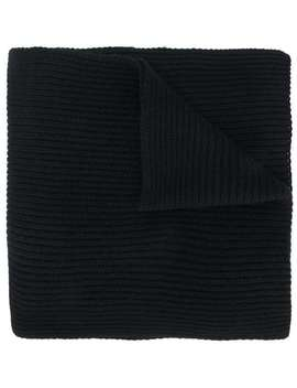 Ribbed Detail Scarf by 1017 Alyx 9 Sm
