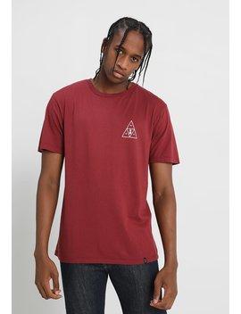 Memorial Triangle Tee   T Shirt Z Nadrukiem by Huf