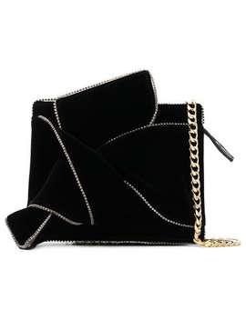 Bow Front Shoulder Bag by Nº21