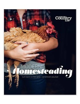 Modern Homesteading Paperback by Simon &Amp; Schuster