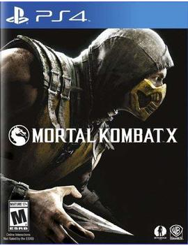 Mortal Kombat X: Greatest Hits   Play Station 4 by By          Warner Home Video   Games
