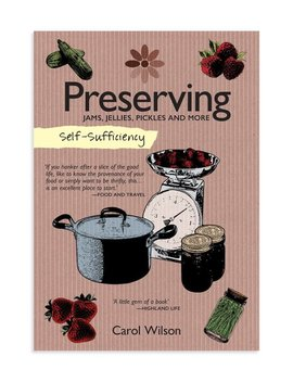 Self Sufficiency: Preserving Paperback by Zulily