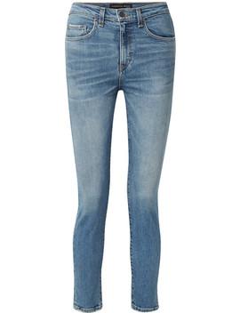 Faye High Rise Skinny Jeans by Veronica Beard