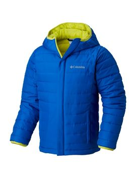 Boys' Powder Lite™ Puffer by Columbia Sportswear