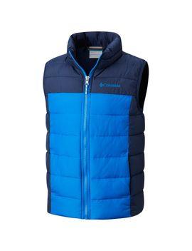 Boys' Powder Lite™ Puffer Vest by Columbia Sportswear