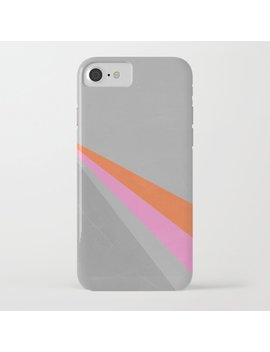 Sun On The Wall I Phone Case by