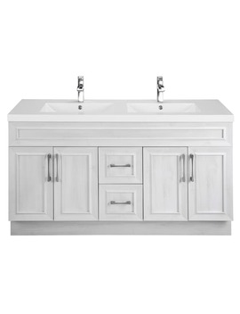 Cutler Kitchen & Bath Classic Collection White 60 by Cutler Kitchen & Bath