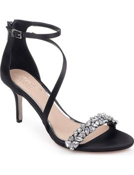 Danna Strappy Sandal by Jewel Badgley Mischka