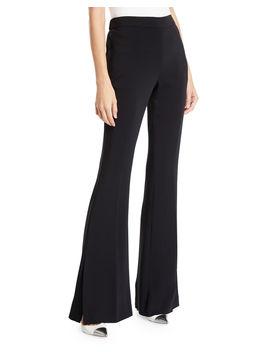 Vana Wide Leg Full Length Pull On Pants by Kobi Halperin