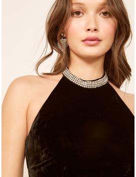 Vintage Diamond Dress by Reformation