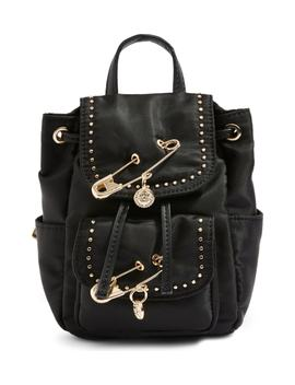 Pandy Pin Mini Backpack by Topshop