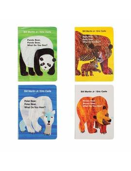 Eric Carle Board Books Set by Constructive Playthings