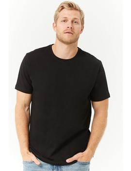 Basic Crew Neck Tee by Forever 21