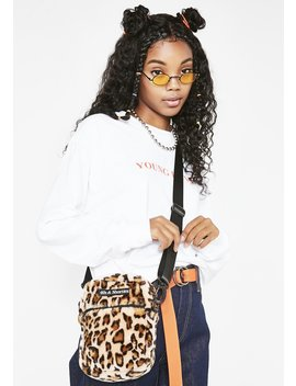 Leopard Hip Bag by 40s Shorties