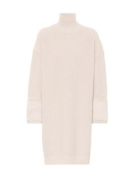 Cashmere Sweater Dress by Fendi
