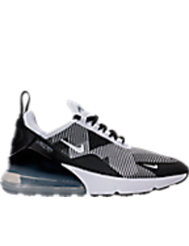 Boys' Big Kids' Nike Air Max 270 Kjcrd Casual Shoes by Nike