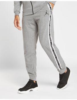 Jordan Fleece Tape Track Pants by Jordan