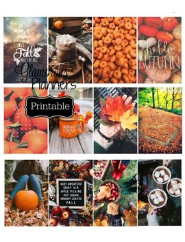 Big Hp Fall 2018 Halloween Pumpkin Happy Planner Stickers Weeky Kit Large Happy Planner Stickers Printed Weekly Kit Stickers by Etsy