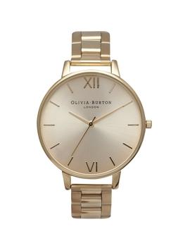 Sunray Gold Bracelet Watch by Olivia Burton
