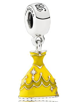 Disney Belle's Dress Dangle Charm by Pandora