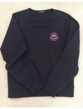 Moncler Twisted Smile Jumper Sweatshirt Size L Brand New by Ebay Seller