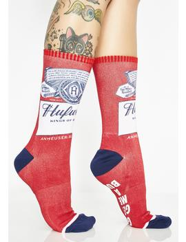 This Buds For You Crew Socks by Huf
