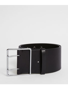 Tatiana Leather Belt by Allsaints