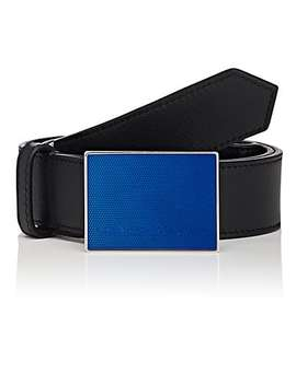Plaque Buckle Belt by Calvin Klein 205 W39 Nyc