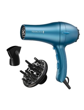 Remington Pro Professional Titanium Ceramic Hair Dryer   Blue   D2042 by Remington