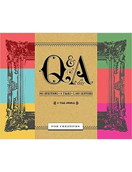 Q&A A Day For Creatives: A 4 Year Journal by Potter Gift
